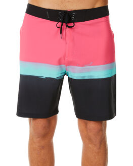 HYPER PINK MENS CLOTHING HURLEY BOARDSHORTS - AQ2200639
