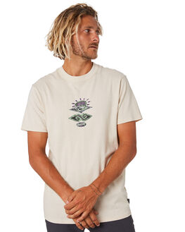 BONE MENS CLOTHING RIP CURL TEES - CTEWC23021