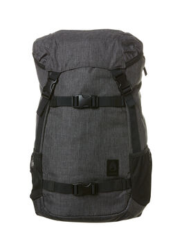 CHARCOAL HEATHER MENS ACCESSORIES NIXON BAGS - C2817168