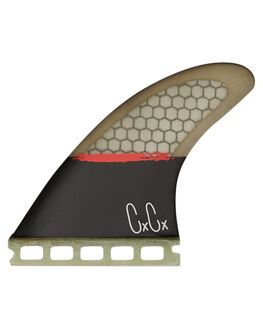 BLACK BOARDSPORTS SURF CAPTAIN FIN CO. FINS - CFF2211700BLK