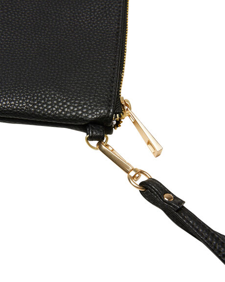 BLACK WOMENS ACCESSORIES RUSTY BAGS + BACKPACKS - BFL1067BLK