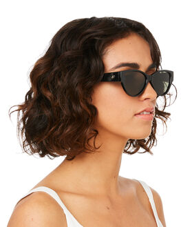 BLACK WOMENS ACCESSORIES LE SPECS SUNGLASSES - LSP1902063BLK
