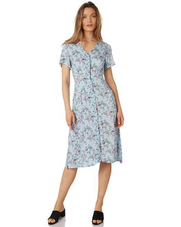 MULTI WOMENS CLOTHING SWELL DRESSES - S8189445MULTI