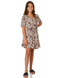 OASIS FLORAL KIDS GIRLS THE HIDDEN WAY DRESSES + PLAYSUITS - H6203442OAFLO