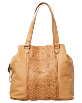 VINTAGE BROWN WOMENS ACCESSORIES VOLCOM BAGS - E6531775VBN