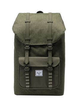 OLIVE NIGHT MENS ACCESSORIES HERSCHEL SUPPLY CO BAGS + BACKPACKS - 10014-02453-OSOLVN