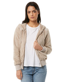 COCONUT SHELL WOMENS CLOTHING BILLABONG JUMPERS - 6586890CNS