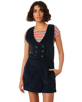 SEA NAVY WOMENS CLOTHING VOLCOM PLAYSUITS + OVERALLS - B2841803SNV