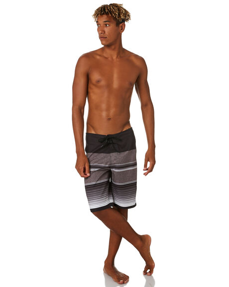 BLACK MENS CLOTHING SWELL BOARDSHORTS - S5202236BLACK