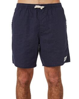 NAVY MENS CLOTHING RHYTHM SHORTS - JUL18M-JM02NAV