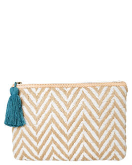 WHITE WOMENS ACCESSORIES TIGERLILY PURSES + WALLETS - T492830WHI
