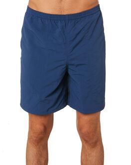 STONE BLUE MENS CLOTHING PATAGONIA BOARDSHORTS - 58034SNBL