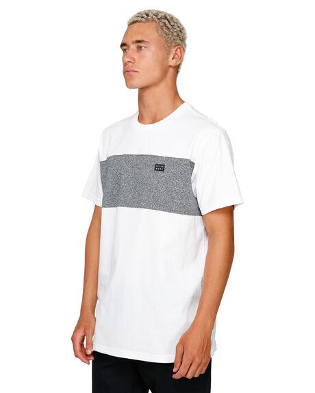 WHITE MENS CLOTHING BILLABONG TEES - BB-9591002-WHT
