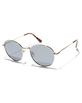 GOLD WOMENS ACCESSORIES LIIVE VISION SUNGLASSES - L0649AGLD