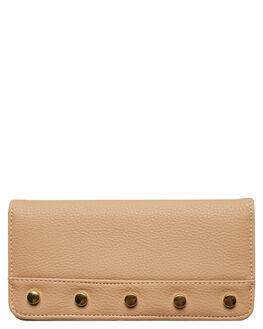 LATTE WOMENS ACCESSORIES RUSTY PURSES + WALLETS - WAL0784LAT