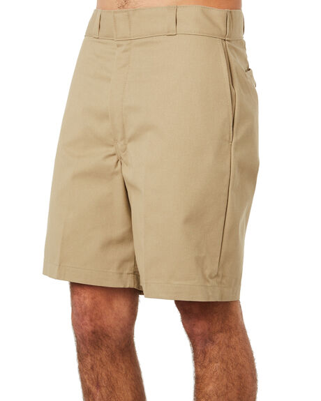 KHAKI MENS CLOTHING DICKIES SHORTS - 42-234KHA