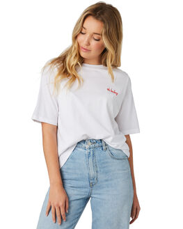 WHITE WOMENS CLOTHING THE FIFTH LABEL TEES - 40181064-10WHI