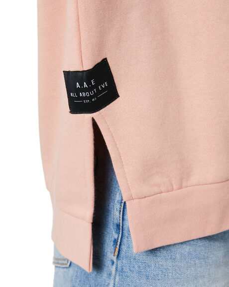 PINK WOMENS CLOTHING ALL ABOUT EVE JUMPERS - 6456177PNK