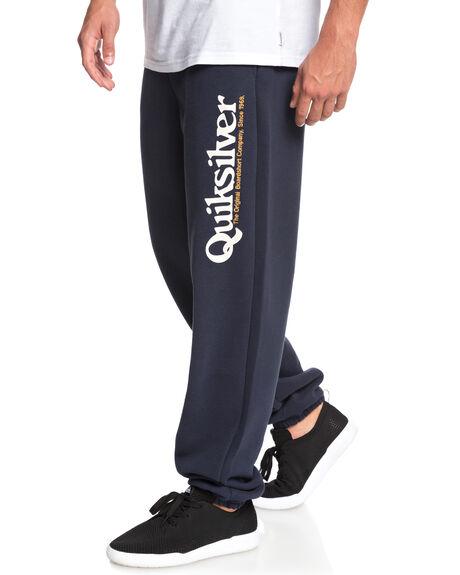 NAVY BLAZER MENS CLOTHING QUIKSILVER PANTS - EQYFB03166-BYJ0