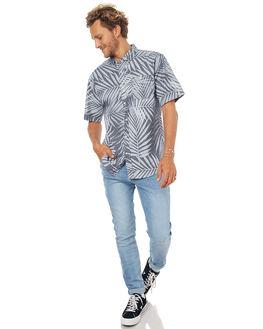 BLUE MENS CLOTHING EZEKIEL SHIRTS - ES173056BLUE