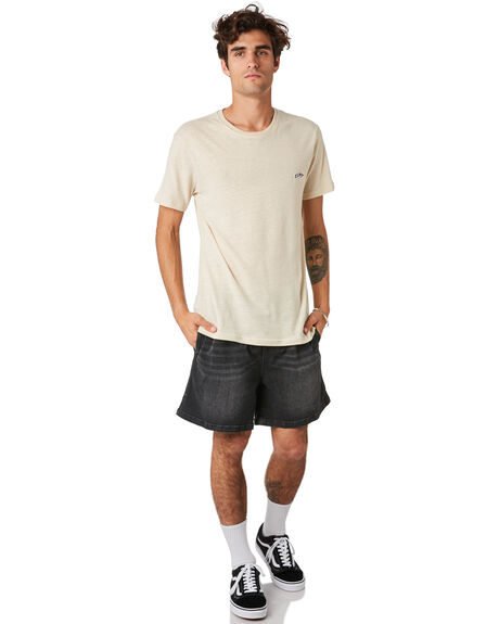 SABLE MENS CLOTHING RUSTY TEES - TTM2313SAB