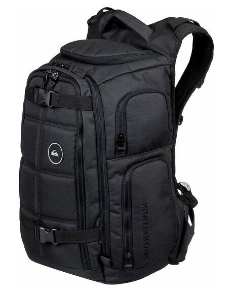 BLACK MENS ACCESSORIES QUIKSILVER BAGS + BACKPACKS - EQYBP03502KVJ0