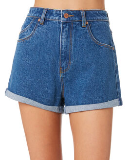 SADIE BLUE WOMENS CLOTHING ROLLAS SHORTS - 132311929