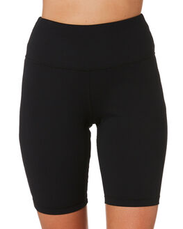 BLACK WOMENS CLOTHING RIP CURL ACTIVEWEAR - GWAFU10090