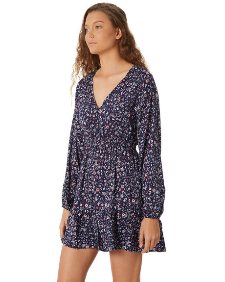 PRINT WOMENS CLOTHING ALL ABOUT EVE DRESSES - 6414014PRINT