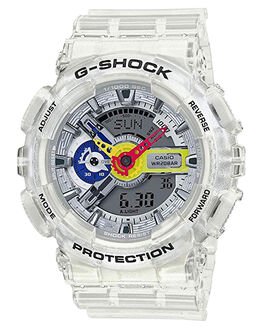 TRANSPARENT MENS ACCESSORIES G SHOCK WATCHES - GA110FRG-7ATRANS