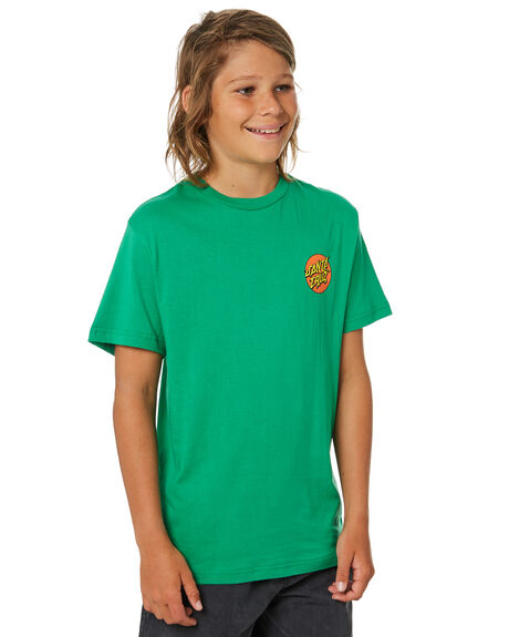 KELLY KIDS BOYS SANTA CRUZ TOPS - SC-YTA0334KEL