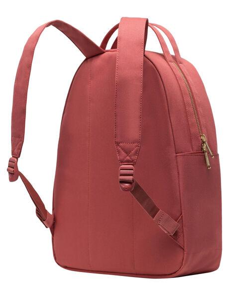 DUSTY CEDAR WOMENS ACCESSORIES HERSCHEL SUPPLY CO BAGS + BACKPACKS - 1050304473