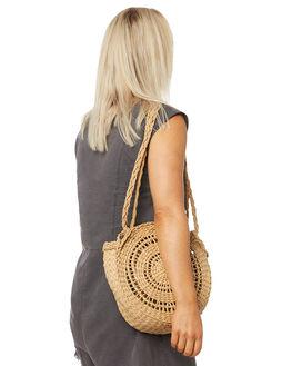STRAW WOMENS ACCESSORIES RHYTHM BAGS + BACKPACKS - ACC00W-BG02STRW