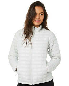 TIN GREY WOMENS CLOTHING THE NORTH FACE JACKETS - NF0A3Y3Q9B8