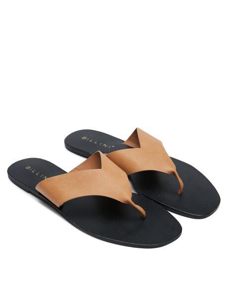 SUGAR BROWN WOMENS FOOTWEAR BILLINI FASHION SANDALS - S702SUGBWN