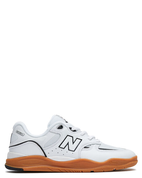 WHITE GUM MENS FOOTWEAR NEW BALANCE SNEAKERS - NM1010GBWHIG