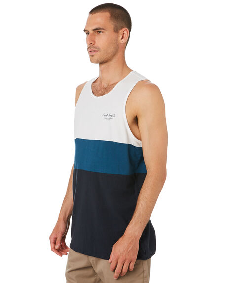 OFF WHITE OUTLET MENS SWELL SINGLETS - S5202284OFFWH