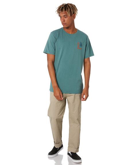 SILVER PINE MENS CLOTHING DEPACTUS TEES - D5202008SILPN