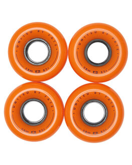 ORANGE BLACK BLACK SKATE HARDWARE GLOBE  - 10125016ORBLK