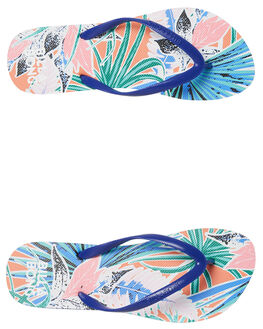 CAMELLIA WOMENS FOOTWEAR BILLABONG THONGS - 6681805CME