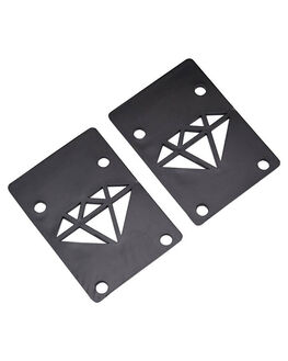BLACK BOARDSPORTS SKATE DIAMOND SUPPLY CO ACCESSORIES - 016001116BLK