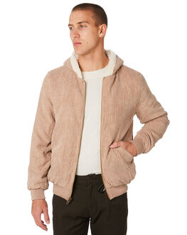 SAND MENS CLOTHING THE CRITICAL SLIDE SOCIETY JACKETS - JK1820SAND