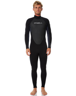 BLACK SLATE BLACK SURF WETSUITS O'NEILL STEAMERS - 3798OASG3