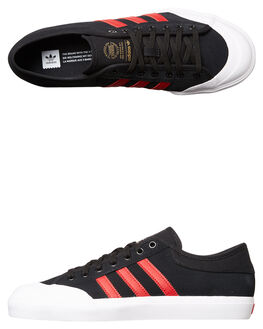 BLACK SCARLET WHITE MENS FOOTWEAR ADIDAS ORIGINALS SNEAKERS - BY3982BKSC