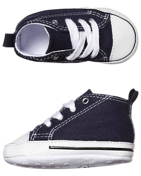 NAVY KIDS BABY CONVERSE FOOTWEAR - 88865NVY