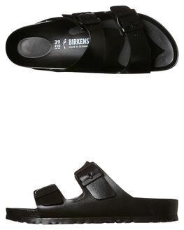 BLACK WOMENS FOOTWEAR BIRKENSTOCK FASHION SANDALS - 129423BLK