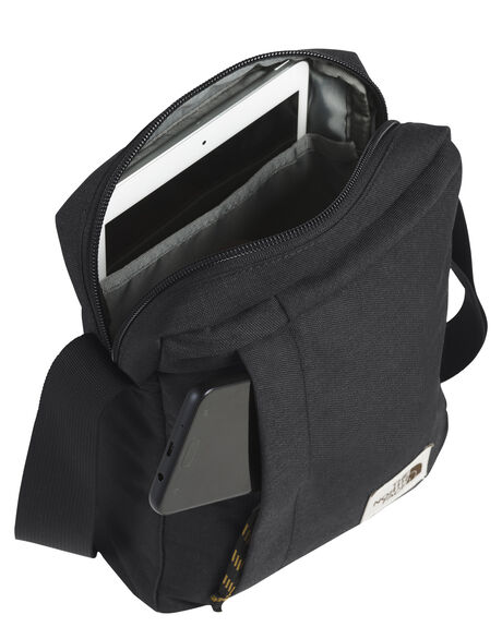 TNF BLACK MENS ACCESSORIES THE NORTH FACE BAGS + BACKPACKS - NF0A3KZTKS7
