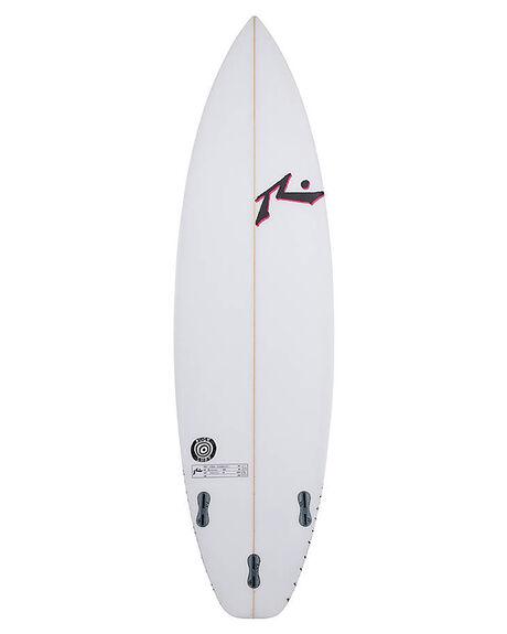 CLEAR BOARDSPORTS SURF RUSTY SURFBOARDS - RUBUCKSHOTCLR