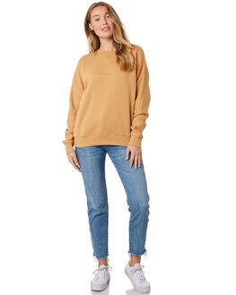 FAWN WOMENS CLOTHING SWELL JUMPERS - S8194541FAWN
