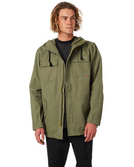 ARMY MENS CLOTHING ZOO YORK JACKETS - ZY-MJA8106ARMY